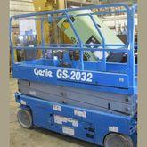 2015 Genie GS-2032 Scissor Lift