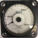 CEMCO Analog Voltmeter