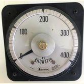 Crompton 0-400 kW Analog Wattme