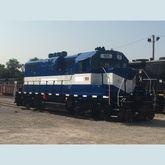 Western Rail EMD GP11 Locomotiv