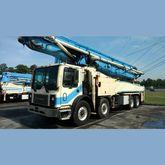 Putzmeister 46 Meter Pump Truck