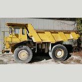 Faun K40.4A Rock Truck