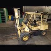 Hyster 80 Diesel Forklift