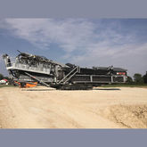 Terex M1700 Track Mounted Wash