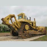 Tractor de Banda CAT D9R