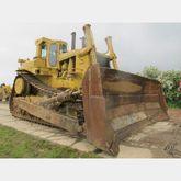 Tractor de Banda CAT D10