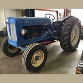 Fordson Tractor