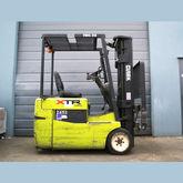 Clark TMG20 4000 lb. Forklift
