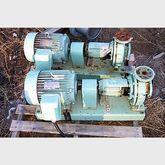 Used Taco Centrifugal Pump. 2 i