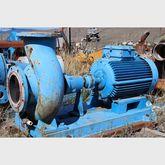 Used Stork Centrifugal Pump. 8