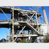 Used Mobile Coal Stacking Conve