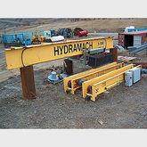 Hydramach Overhead Crane, 5 Ton