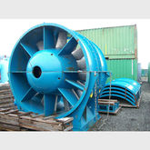 Used Electric Ventilation Fans.