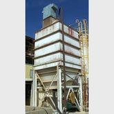 Enclosed 10 x 9 Silo with Dust