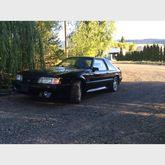 1992 5.0 litre GT Mustang