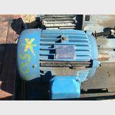 7.5 HP Teco Electric Motor