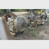 GIW 8x6 LSA 25 Slurry Pump