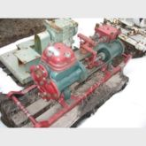 Worthington Piston Pump