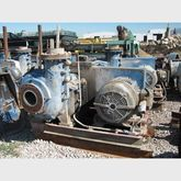 ASH 8x8SRH Slurry Pumps
