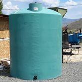 Vertical 2000 Gallon Storage Ta