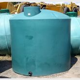 Vertical 1500 Gallon Storage Ta