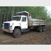 1979 International Dump Truck