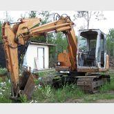 Hitachi EX60 Excavator Offset B