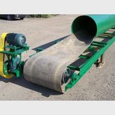 Custom Built Pipe Conveyors