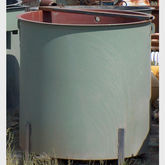 1200 Gallon Open Top Steel Tank