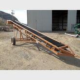 18 in x 24 ft Portable Conveyor
