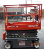 Used 2014 SkyJack SJ