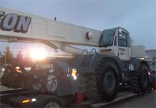 Used 2014 Terex RT67