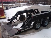 2009 Bil-Jax Escalate Trailer