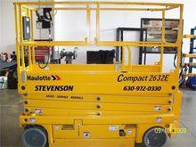 2007 Haulotte COMPACT 2632E
