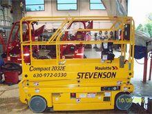 2007 Haulotte COMPACT 2032E