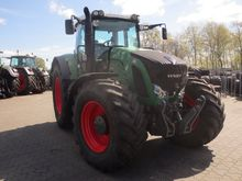 2009 Fendt FAVORIT 927 VARIO