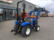 Used 2016 Holland Bo