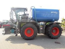 2012 CLAAS XERION 3800 Saddle T