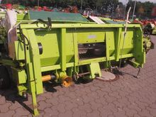 Used 2002 CLAAS PU 3