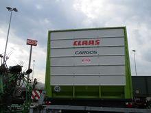 2016 CLAAS CARGOS 750