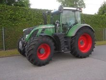 Used 2014 Fendt 724