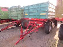 2015 Farmtech ZDK 800
