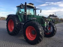 Used 2009 Fendt 818
