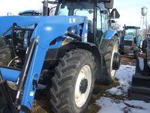 Used 2012 Holland T6