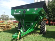 2011 Parker 624 Cart/Wagon