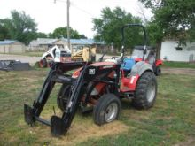 2003 McCormick GX50 Tractor