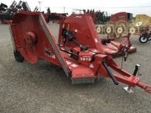 No results for bush hog tractor mounted loaders