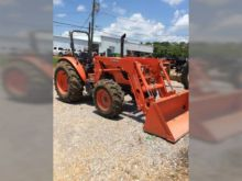 Used Kubota Tractors for sale in Mississippi, USA   Machinio
