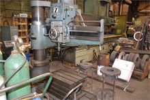 Sharp RD1230 Radial Arm Drill