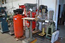 Jet 16 speed Drill Press